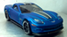 12CorvetteZ06 2018 Blue