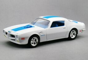 2000 30th Anniversary '70s Muscle Cars