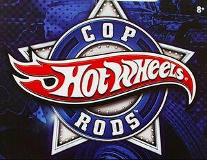 2009 Cop Rods Card
