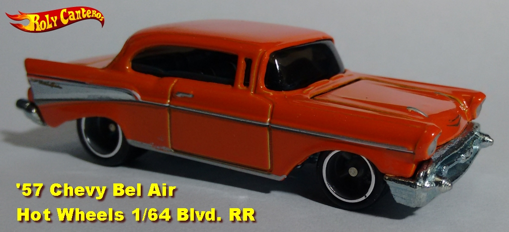 57 Chevy Bel Air Hot Wheels Wiki Fandom Powered By Wikia