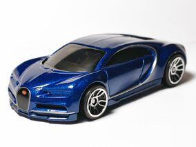 Bugatti Chiron Blue 19