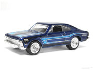 Hot Wheels 2014 Chervolet SS Super Treasure Hunt