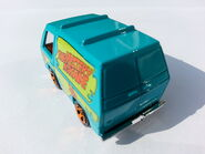 The Mystery Machine rear