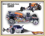 2012 HW Code Cars Fangula 240-247