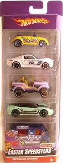 5pack 2010 easterspeedsters