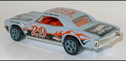 67' Chevelle ss 396 (3581) HWL1150953