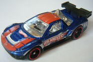 Acura NSX - 09 Hot Wheels Racing