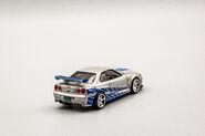 GBW78 Nissan Skyline GT-R (R34) (2)