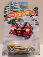 2017 Holiday Hot Rod Card