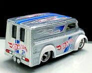 Hot wheels mail in 2019 dairy delivery back
