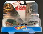 Jabba & Han Solo (FDK44)