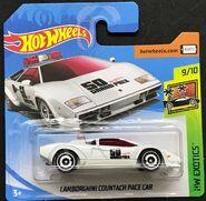 Lamborghini Countach Pace Car - Card FJY15