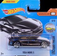 Tesla Model S package front