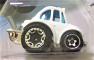 Baja Bug Tooned 2020 New Casting Color 1 of 2