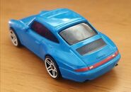 2019 HotWheels '96 Porsche Carrera 2nd color back