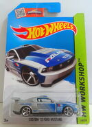 Custom 12 Ford Mustang (Cin) - Work 240 - 15
