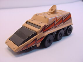1982 Tac Com megaforce Tan Flyin colors