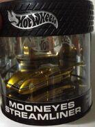 2003 Showcase - Racing - Mooneyes Streamliner -Mooneyes- Gold