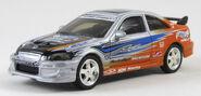 G12 Hot Wheels Honda Civic Si 100% 2003 Tuners 2 Car Set (1)