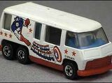 Captain America Van