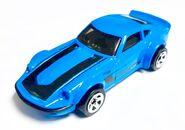 Nissan Fairlady Z - Blue -01