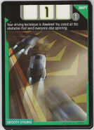 Smooth Driving Gaming Cards