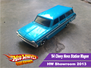 64 Chevy Nova Station Wagon 2013