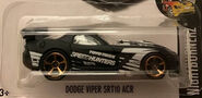 K-Mart Exclusive Dodge Viper SRT10 ACR Matte Black