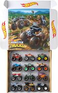 Monster Trucks set
