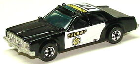 Sheriff Patrol Blk2Dr