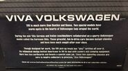 Viva VOlkswagen Back of package