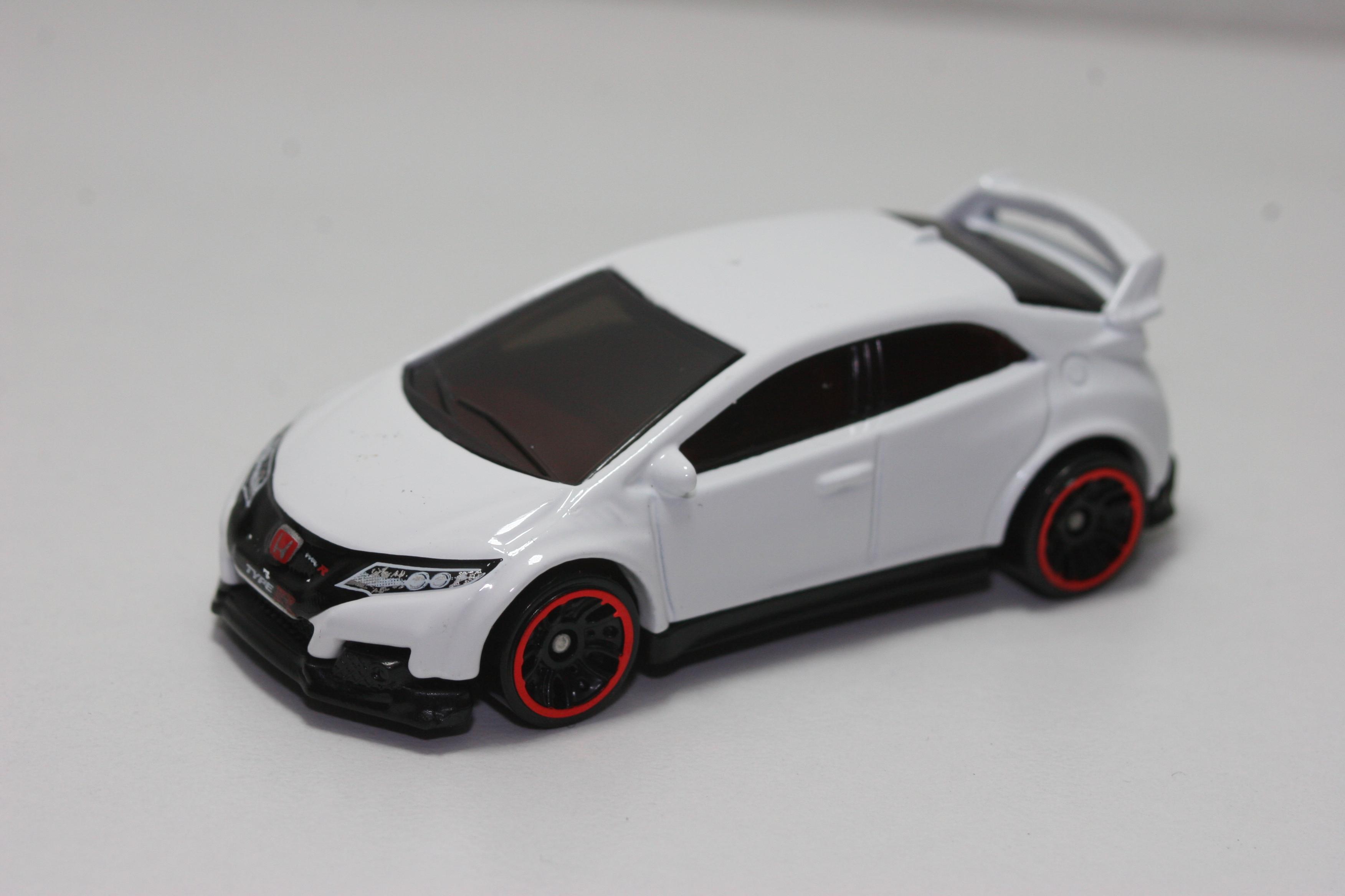 Hot Wheels 16 Honda Civic Type R HW Speed Graphics 245//365