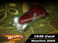 1936 Cord 2005