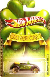 2011 CloverCar Card