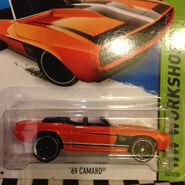 69 Camaro Conv
