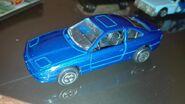 Hot Wheels Corgi BMW 850i