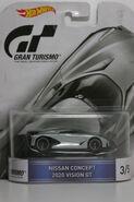 Nissan Concept 2020 VissionGT