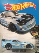 2017 Night Burnerz 08-10 047-365 '08 Dodge Viper SRT10 ACR 'Speedhunters Toyo Tires' Blue