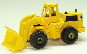 CAT Wheel Loader Tamp