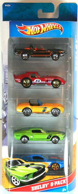 Shelby 5-Pack Carded