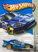 2013 021-250 HW City - Honda S2000 '35 Evasive' Blue