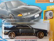 2020 Hot Wheels Nissan Skyline GT-R STH