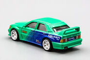 FYT08 Team Transport Falken Mercedes 190E-3