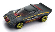 HW LANCIA STRATOS 2018 MULTIPACK GREY