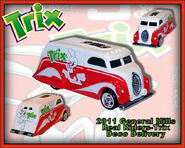 2011 General Mills Trix Deco Delivery