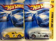 Ferrari250LM Color & Wheel Variations