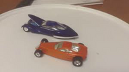 Foose Design Two Car Set - Top View