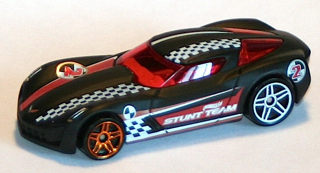 09 Corvette Stingray Concept Hot Wheels Wiki Fandom Powered By Wikia