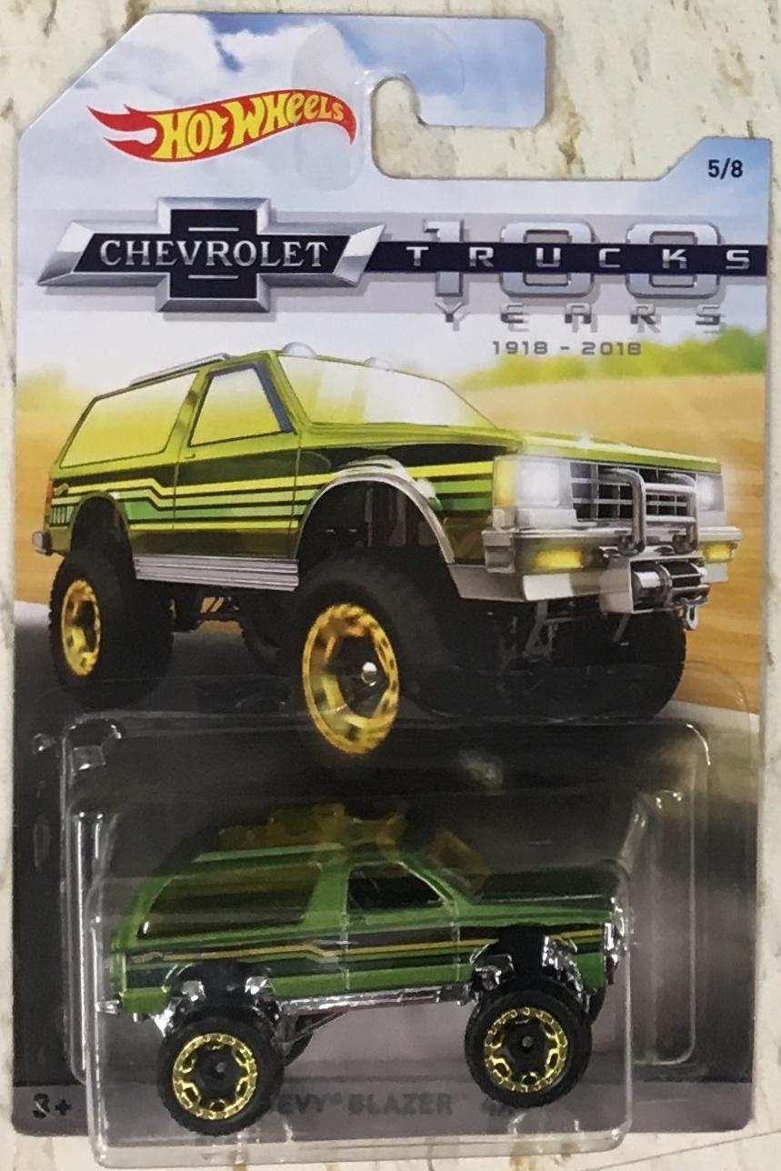 Blazer 4x4 Hot Wheels Wiki Fandom Powered By Wikia 1983 Chevrolet K5 Black