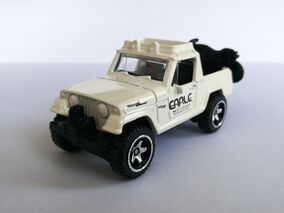 Jeep Commando Beige 19